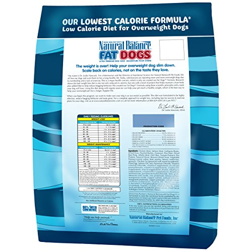 Natural-Balance-Fat-Dogs-Low-Calorie-Dry-Dog-Food-15-Pound