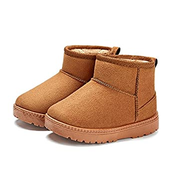 Kinder Ugg Boots Stecker Virgin Mädchen Baby Schuhe Winter