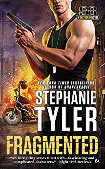 Fragmented (Section 8 series Book 3) by [Tyler, Stephanie]