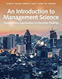 img - for An Introduction to Management Science: Quantitative Approach book / textbook / text book