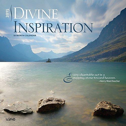 Divine Inspiration 2015 Square 12x12 Vine Publications Divine Vine
