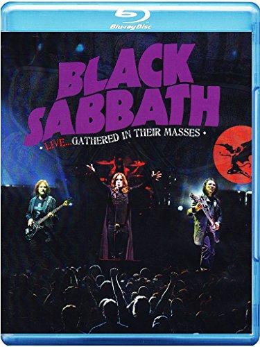 Black Concert Sabbath - Black Sabbath Live… Gathered In Their Masses Blu Ray [Blu-ray]