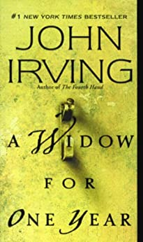 A Widow for One Year: A Novel by [Irving, John]