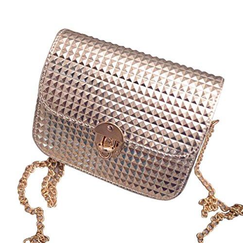 Gold TM Bag DEESEE Retro Satchel Bag Handbag Messenger Shoulder leather Women Bwgdgq4v