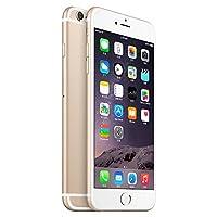 Apple iPhone 6 Plus Unlocked Cellphone, Gold, 16 GB