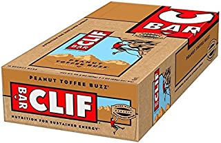 product image for Clif Bar Peanut Toffee Buzz-12