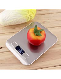 Get 1lb x 0.05oz Slim LCD Digital Kitchen Scale 5Kg x 1g Weight Food Diet Hot Worldwide offer