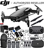 Cheap DJI Mavic Air Drone Quadcopter (Onyx Black) 3-Battery Ultimate Bundle