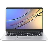 "Huawei MateBook D - Ordenador portátil ultrafino 15.6"" FullHD (Intel Core i5-8250U, 8GB RAM, 512GB SDD, Intel Graphics, Windows 10 home) Plata - Teclado QWERTY Español"