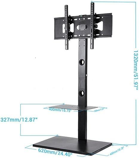 UNHO Soporte de Suelo para TV de 32 a 65 Pulgadas LED LCD Plasma ...
