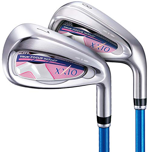 Xxio Ladies X Irons #7-Sand Wedge Mp1000 Right by XXIO