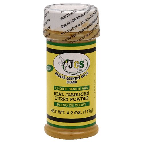 JCS Curry Powder 4.2 oz (3pack)