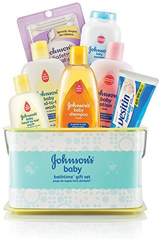 ssentials Gift Set - Contents May Vary by Johnson's Baby ()