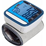 Care Touch Automatic Wrist Blood Pressure Cuff Monitor - Classic Edition - Fast Accurate Readings and FDA Approved, Batteries and Case Included