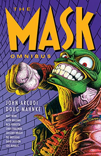 Pdf Graphic Novels The Mask Omnibus Volume 1 (Second Edition)