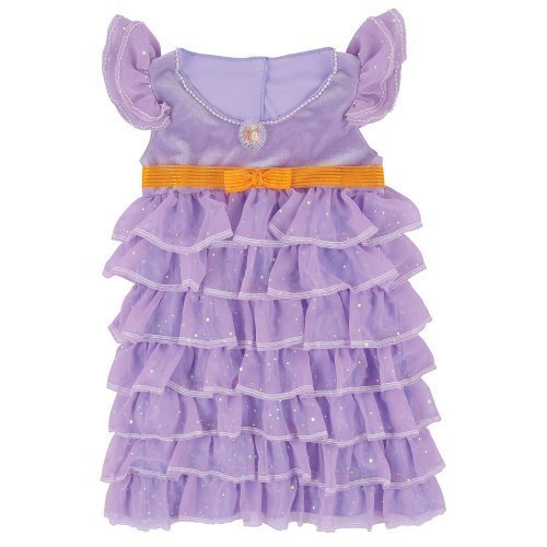 Fancy Nancy Posh Party Dress Costume,size4-6x