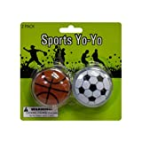 Sports Yo-Yo Set, Case of 96