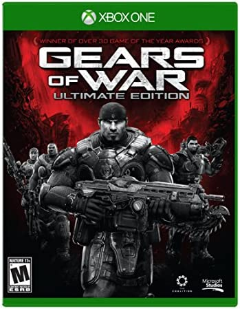 Gears of War: Ultimate Edition (Xbox One) by Microsoft: Amazon.es ...