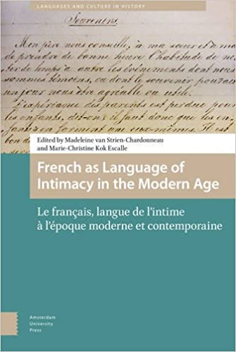 Moderne Len amazon com as language of intimacy in the modern age le