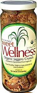 Organic Jaggery Crystals