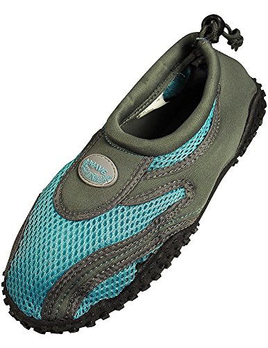 Beach Wave Blue Pool Shoes Socks Grey Water Exercise Women's Aqua Yoga q6xd7IWIw1
