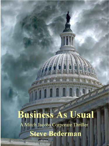 Business As Usual (A Mitch Jacobs Corporate Thriller Book 3) by [Bederman, Steve]
