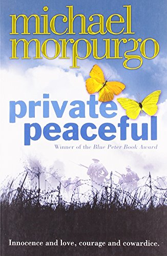 essay questions on private peaceful Courage and cowardice, these two words are featured on the cover of the heroic story, private peaceful, written by michael morpurgo courage and cowardice are the themes explored in this essay.