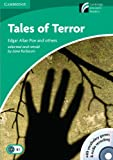 Tales of Terror Level 3 Lower-intermediate Book with CD-ROM and Audio CD Pack, Edgar Allan Poe, 8483235293