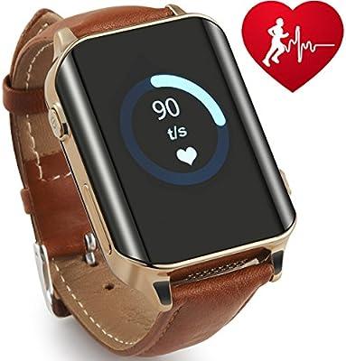 turnmeon Ancianos WiFi GPS Tracker Smartwatch teléfono para niños ...