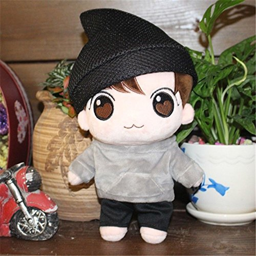 Dancing On Ice Costumes For Kids (Plush Fans Goods Boys Plush Toy Stuffed Doll 22cm/8
