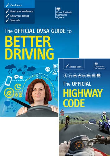 The official DVSA guide to better driving; Official Highway code 2015 edition - pack
