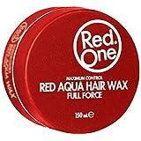 RedOne Aqua Hair Wax, Red