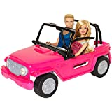 Barbie Beach Cruiser and Ken Doll (Amazon Exclusive)