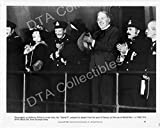 MOVIE PHOTO: AND THE SHIP SAILS ON-1983-FREDDIE JONES-BW 8x10 STILL FN