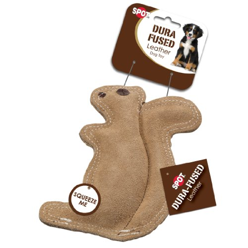 Ethical Pet Dura Fused Leather Squirrel product image