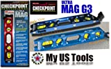 Checkpoint Ultra-mag G3 Torpedo Level Tools. Coloe- Blue.