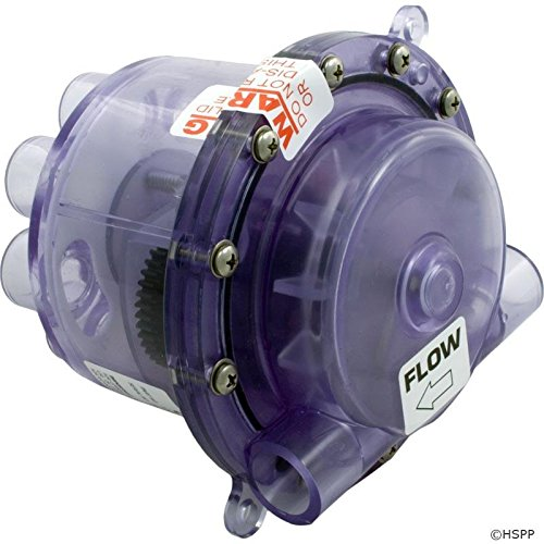 Hydro-Air Cycle Valve, Balboa Water Group, 8 Port by Hydro-Air