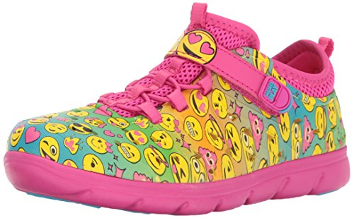 Outdoor Water Play (Stride Rite Made 2 Play Phibian Sneaker Sandal Water Shoe (Toddler/Little Kid/Big Kid), Pink/Multi, 11 Medium US Little Kid)