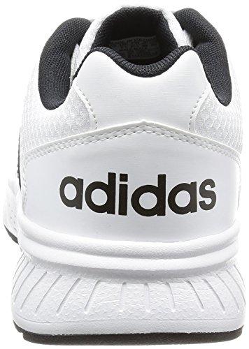 Adidas VS Star Herren Laufschuhe, Weiß–(Ftwbla/negbas/negbas) 411/3