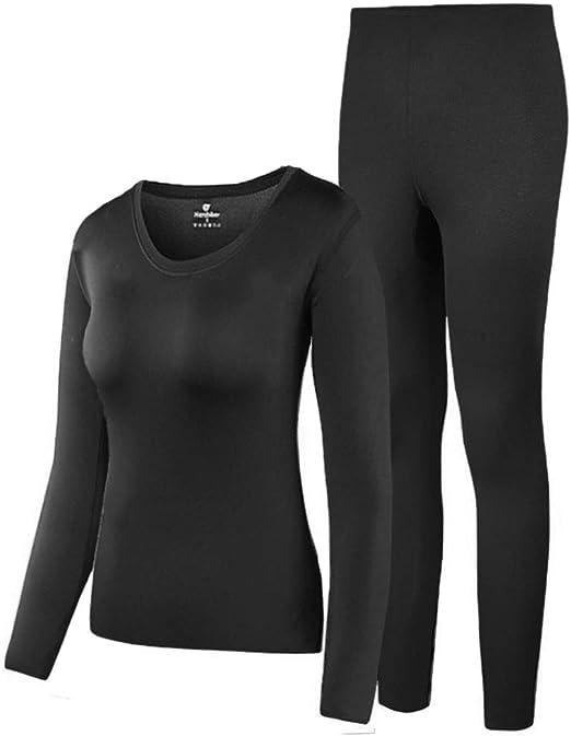 Fleece Back Thermal  Panties Black or White
