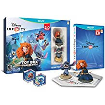 Disney INFINITY: Toy Box Starter Pack (2.0 Edition) - Wii U
