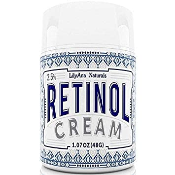 Image result for LilyAna Naturals Retinol Cream Moisturizer