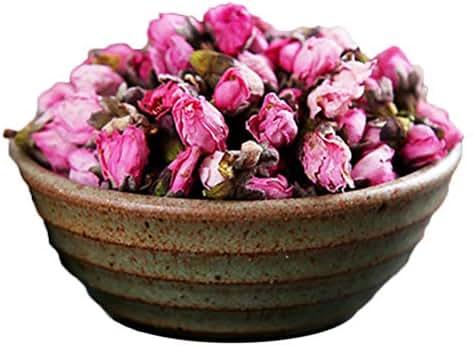 OuYang Hengzhi Dried Peach Flowers Tea Tao Hua Cha 桃花茶 105g/3.7oz