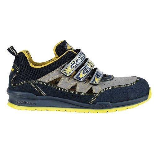 Cofra 78491-001.W41 Nurmi S1 P SRC Chaussures de sécurité Taille 41 Bleu