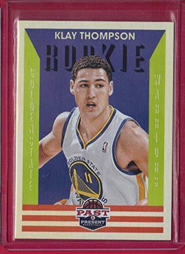 Thompson Rookie Card - 2012-13 Panini Past and Present #172 Klay Thompson RC