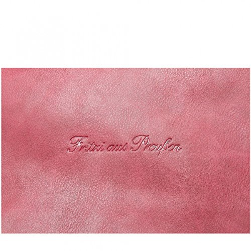 Fritzi aus Preußen Ronja Clas I Nubuck 17 Clutch Pochette Mujer 29 cm cayenne