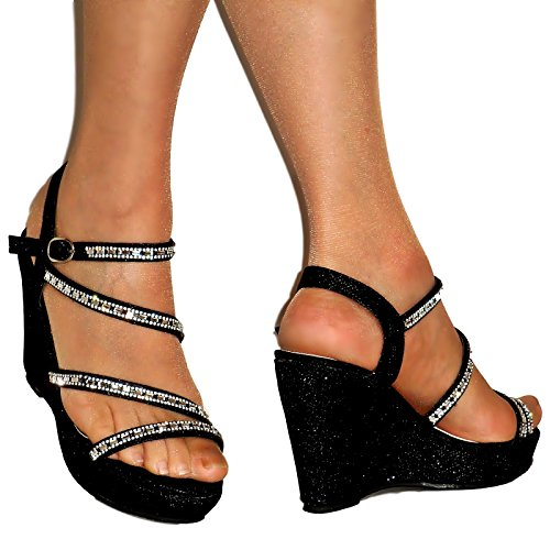 Rock on Styles - Zapatos de tacón  mujer