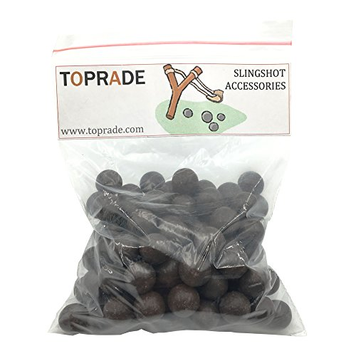 Toprade-Slingshots-Ammo-Hard-clay-ball