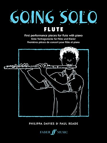 Going Solo -- Flute (Faber Edition: Going Solo)