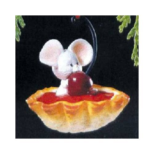 Cherry Jubilee 1989 Hallmark Ornament QX4532